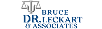 Logo for the Dr. Leckart & Associates Company