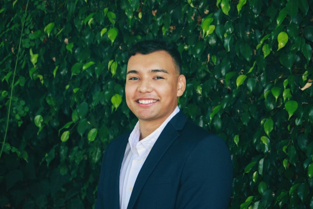 A Photo of Danny Carrisoza, Our Marketing Manager